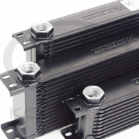 KOYO UNVERSIAL OIL COOLER 10 ROW (AN-10 ORB PROVISIONS) XC101103W