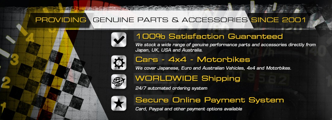 CJMOTOR - racing car accessories and performance parts