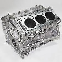 OEM Engine Block FOR Nissan SKYLINE R35 R35 GTR VR38DETT - 11000-JF00A