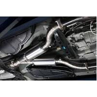 TOMEI Ti RACING TITANIUM MID Y PIPE for Z33/350Z VQ35DE/HR