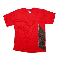 AEM T-Shirt AEM Classic, Red - Xl T-SHIRT AEM CLASSIC, RED - XL 01-1304-XL