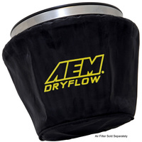"AEM Air Filter Wrap PREFILTER 7-1/2"" BASE, 5"" TOP, 5"" TALL 1-4002"