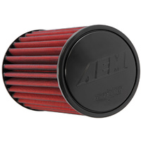 "AEM DryFlow Air Filter 2.5"" X 9"" DRYFLOW 21-2019DK"