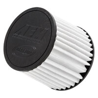 "AEM DryFlow Air Filter 2.5"" X 5"" DRYFLOW 21-201BF"