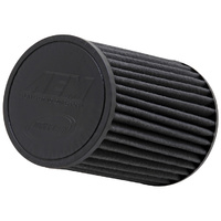 "AEM DryFlow Air Filter - Special Order 2.75"" X 8"" DRYFLOW 21-2028BF"