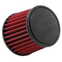 "AEM DryFlow Air Filter 4.5"" X 5"" DRYFLOW 21-206DK"