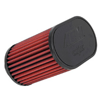 "AEM DryFlow Air Filter - Special Order 2"" OFFSET FLG, 6-1/4""L 21-2201DK"