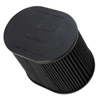 "AEM DryFlow Air Filter 4"" X 9"" DSL OVAL DRYFLOW 21-2259BF"