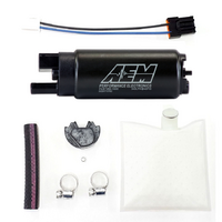 AEM 340LPH Petrol Fuel Pump Kit for Subaru WRX/STI 94-07