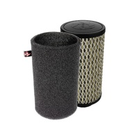 AFE Aries Powersports Pro-GUARD 7 Air Filter w/ Foam Pre-Filter 87-10068-WF