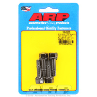 ARP FOR 5/16-24 X 1.500 black hex water pump pulley w/ .250  fan spacer stud kit