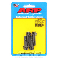 ARP FOR 5/16-24 X 1.500 blk 12pt water pump pulley w/ .250 fan spacer stud kit