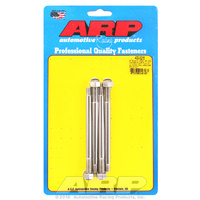 ARP FOR 5/16-24 X 4.500 SS hex water pump pulley w/ 3.250  fan spacer stud kit