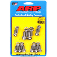 ARP FOR Chevy 1-pc SS hex oil pan gasket bolt kit