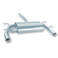 BORLA S-Type Twin Tip Cat-Back Exhaust (NC MX-5)