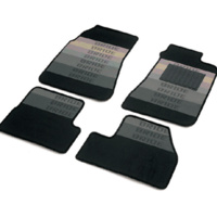 BRIDE DRESS UP FLOOR MATS FOR Chaser/Cresta/MarkII JZX81 (1JZ-GTE)Front & Rear Set - MARKII-1