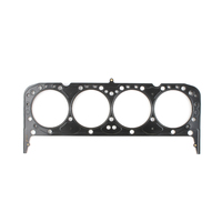 ".023"" MLS Cylinder Head Gasket, 4.060"" Bore, 18/23 Degree Head, Round Bore"