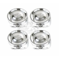 CP PISTON SET FOR Acura B18 Block w/B16A/B18C Head 3.209(81.5mm) +0.5mm SC7116X