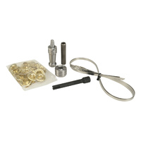DEI Grommet & Locking Tie Kit 010223