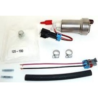 WALBRO * 460LPH E85 In-Tank Fuel Pump+UNVERSIAL FITTING KIT