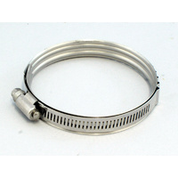 Stainless Steel Murray Hose Clamp 146mm-168mm