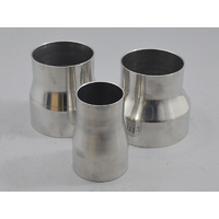 Alloy Reducer with straight section 2.5 Inch - 2.0 Inch