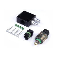 HALTECH Idle Air Control Kit Billet 4 Port Housingwith Screw-in Motor HT-020310