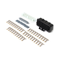 HALTECH CDI CON010 36 Way Connector Plug & Pins Kit HT-035008