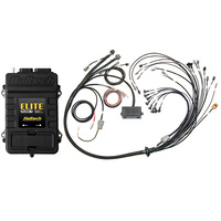 HALTECH Elite 2500T+ Toyota 2JZ IGN-1ATerminated Harness Kit HT-151395