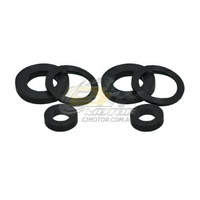 KARTBOY Rear Diff Crossmember Bushings (inc. WRX/STi 01-07) - Soft Set