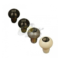KARTBOY Shift Knob - 6spd (Subaru) - Delrin Black