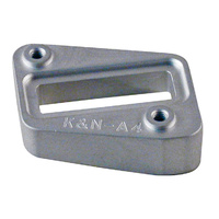 K&N Adapter Weld On For ADAPTOR 1-1/2R, NISSAN, AL, WELD-ON #A4 08954