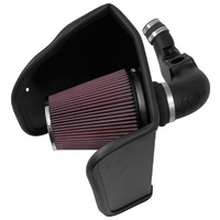 K&N Air Intake AIRCHARGER For CHEVROLET COLORADO L4-2.8L DSL 2016-2018 63-3095