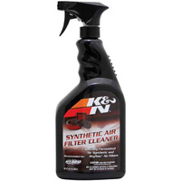 K&N Filter Cleaner Synthetic, 32oz Spray For FILTER CLEANER 99-0624