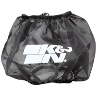 K&N Air Filter Wrap For DRYCHARGER WRAP AC-1012, BLACK AC-1012DK