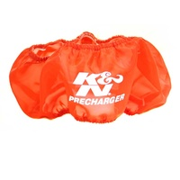 K&N Air Filter Wrap For PRECHARGER WRAP,RED.,CUSTOM E-1250PR