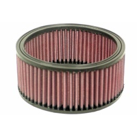 K&N Round Spec Air Filter For 6-1/4OD  5-1/4ID  2-3/4H E-3323