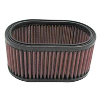 K&N Oval Air Filter  OVAL E-3341