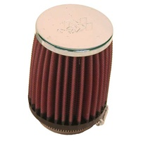 K&N Universal Clamp-On Air Filter For 2-1/16FLG, 3-1/4B, 3T, 4H RC-1350