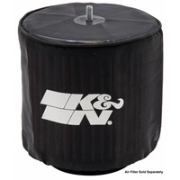 K&N Air Filter Wrap For DRYCHARGER WRAP RC-5182XD BLACK RC-5182DK