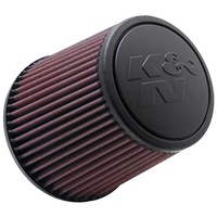 K&N Universal Clamp-On Air Filter For 3ID FLG, 6OD-B, 4-5/8OD-T, 6H RE-0930