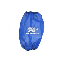K&N Air Filter Wrap For DRYCHARGER WRAP, BLUE, CUSTOM RF-1045DL