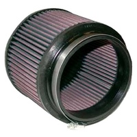 K&N Universal Clamp-On Air Filter For 5FLG, 6-1/2OD, 6-3/4OD-T, 5H RU-5109