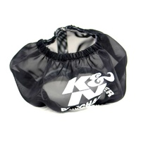 K&N Air Filter Wrap For PRECHARGER BLACK OVAL YA-2088PK