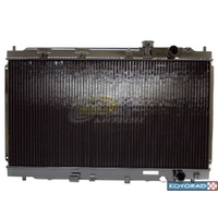 KOYO Copper Core Radiator FOR NISSAN SILVIA Copper Core 95-02