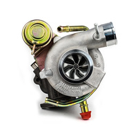 FPBLUE HTZ TURBOCHARGER (WRX 01-07/STI 01-17) - TYPE 2 OIL LINE