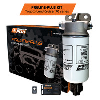 PreLine-Plus Pre-Filter Kit for LANDCRUISER 70 (PL625DPK)