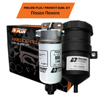 PreLine-Plus/ProVent Dual Kit for NAVARA NP300 (PLPV630DPK)