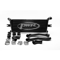 PWR 55mm Intercooler and Pipe Kit (Colorado RG 2014+ 2.8TD) Black PWI64552BK