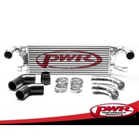 PWR 55mm Intercooler and Pipe Kit (Triton MQ 2015+) PWI64898K